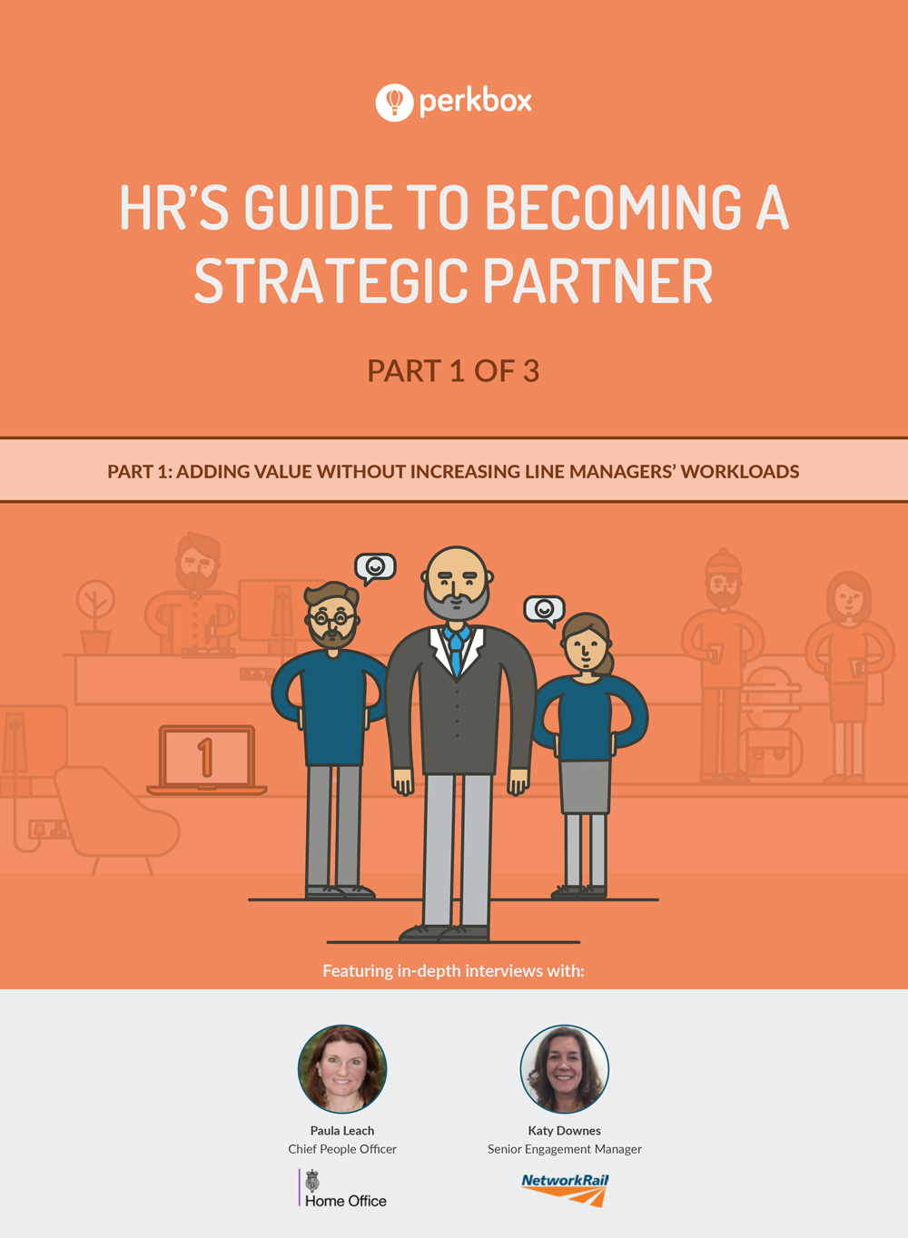 Check out our latest ebook on HR becoming a strategic partner: