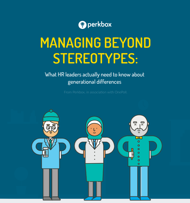 Check out our latest ebook on managing beyond stereotypes: