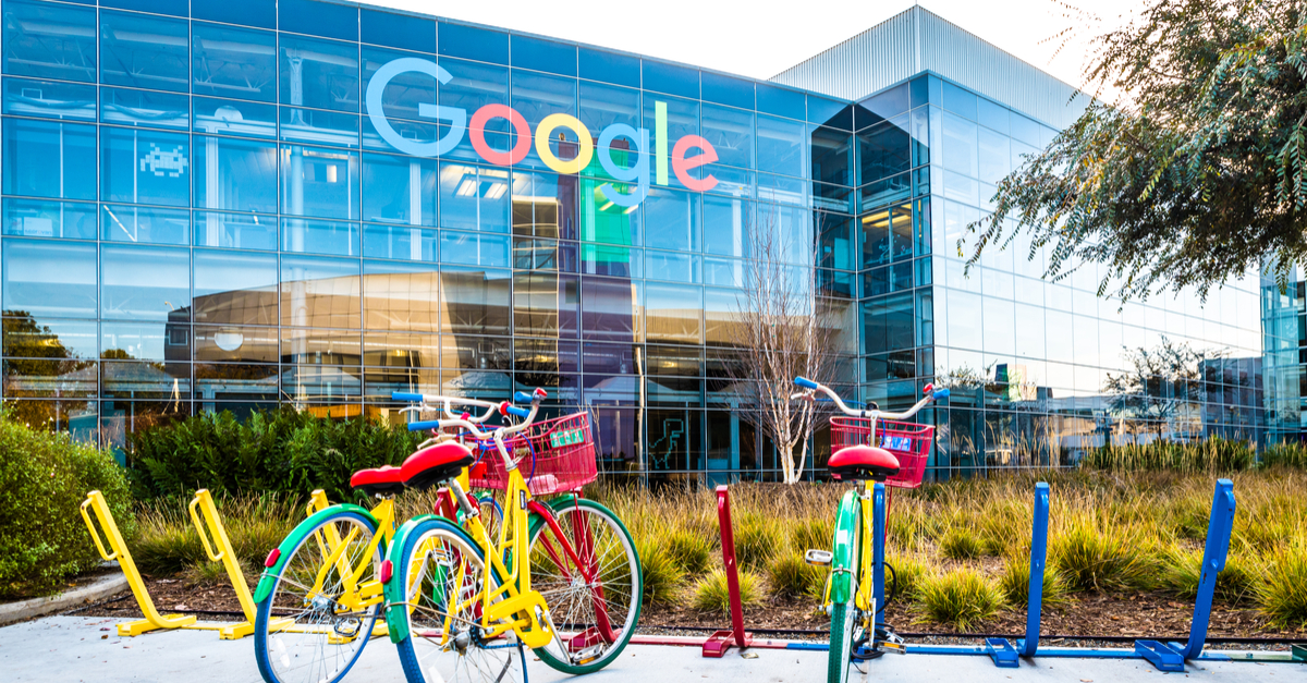 Google is famous for its employee perk progam