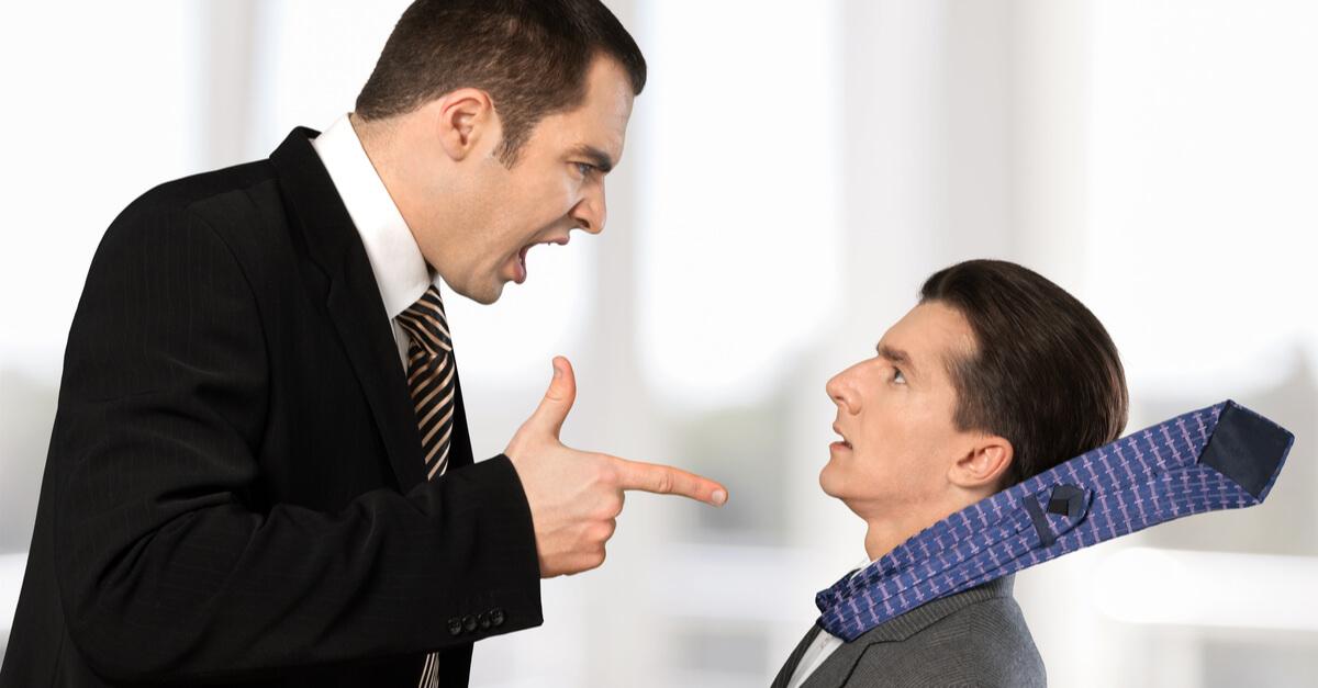 abusive coworker