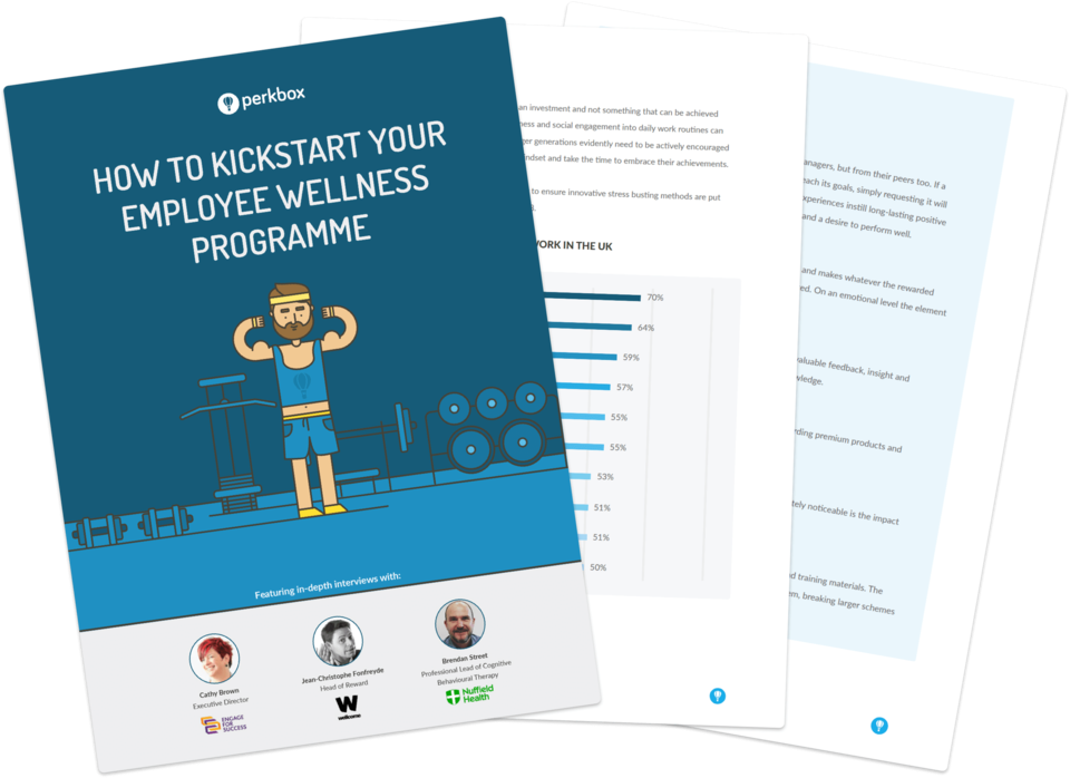 Check out our latest ebook on kickstarting your employee wellness programme.