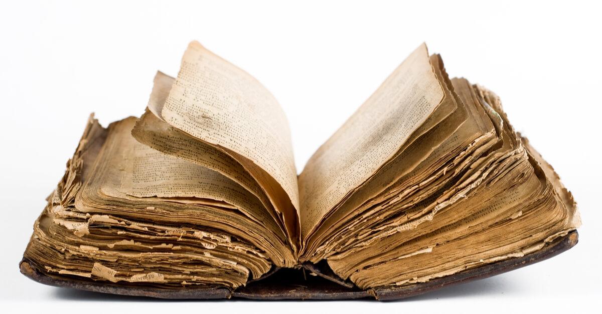 second hand novel