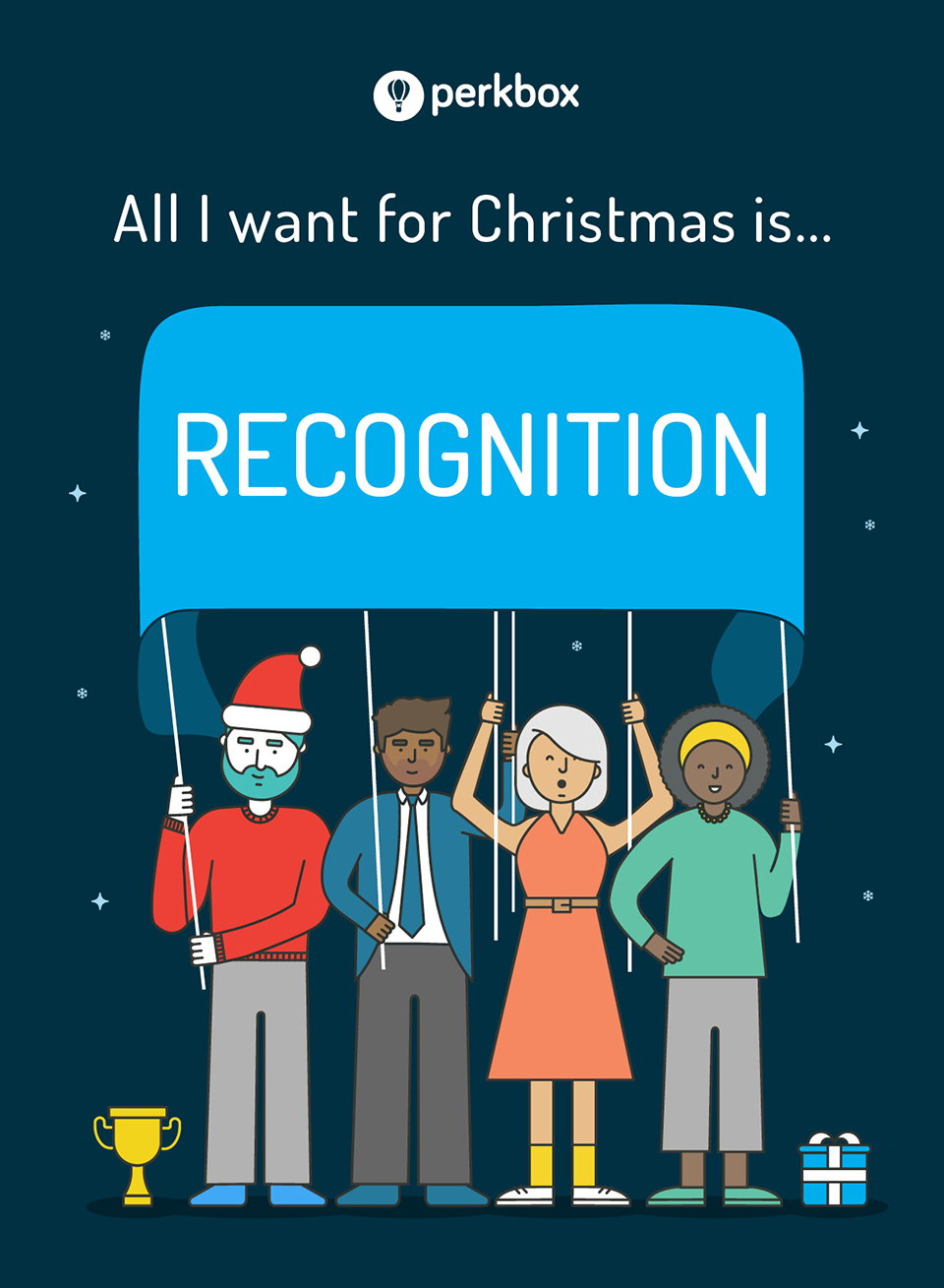 All I want for Christmas is Recognition