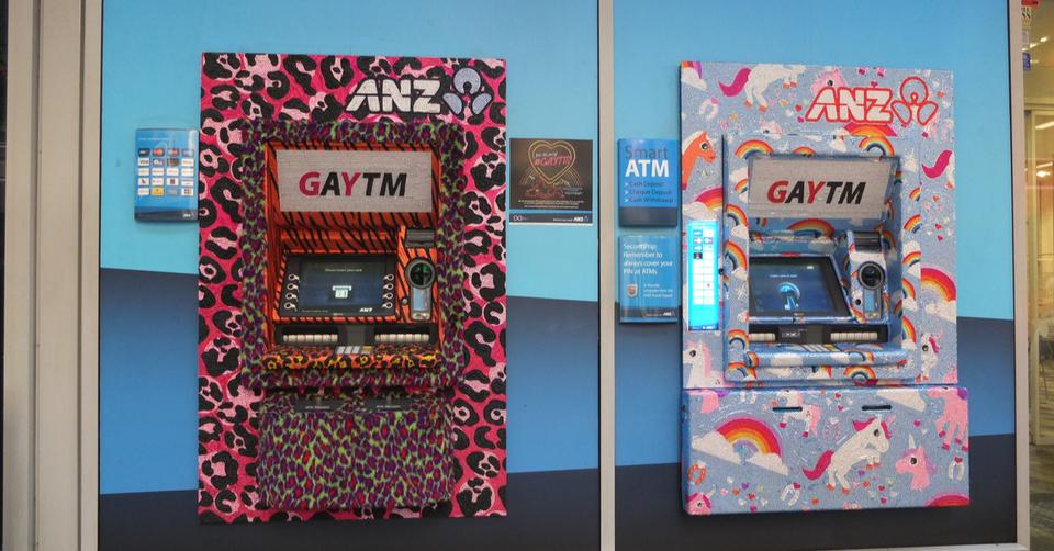 ANZ GAYTM from Sydney Mardi Gras