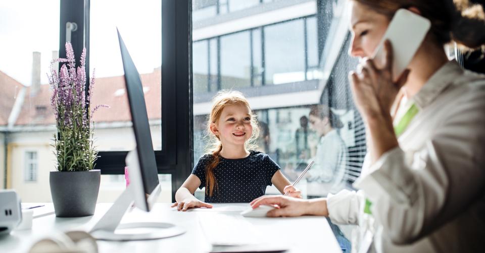 Children at work policy