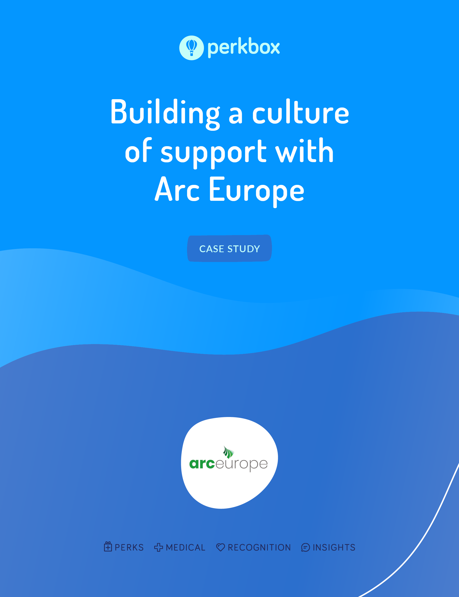 Building a culture of support with Arc Europe