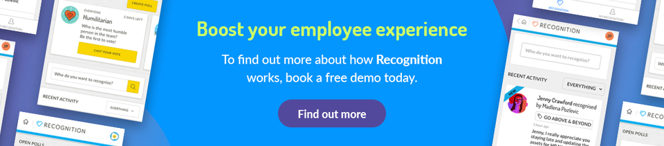 perkbox recognition - get a demo