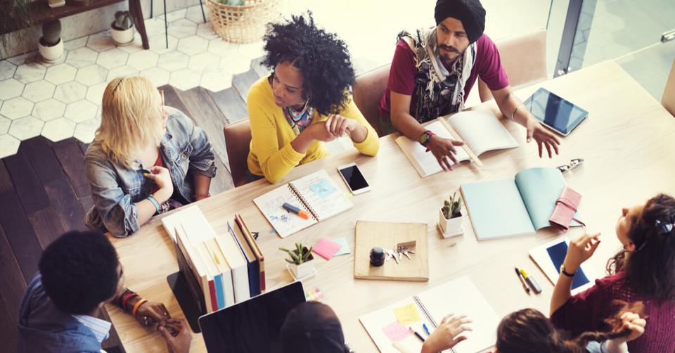 Culturally diverse workforce