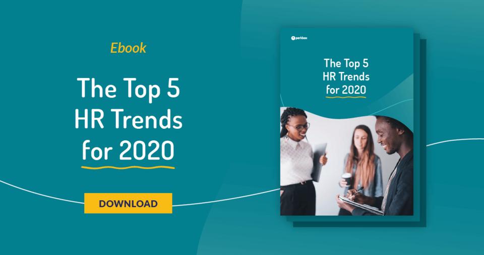 Download the top 5 hr trends ebook