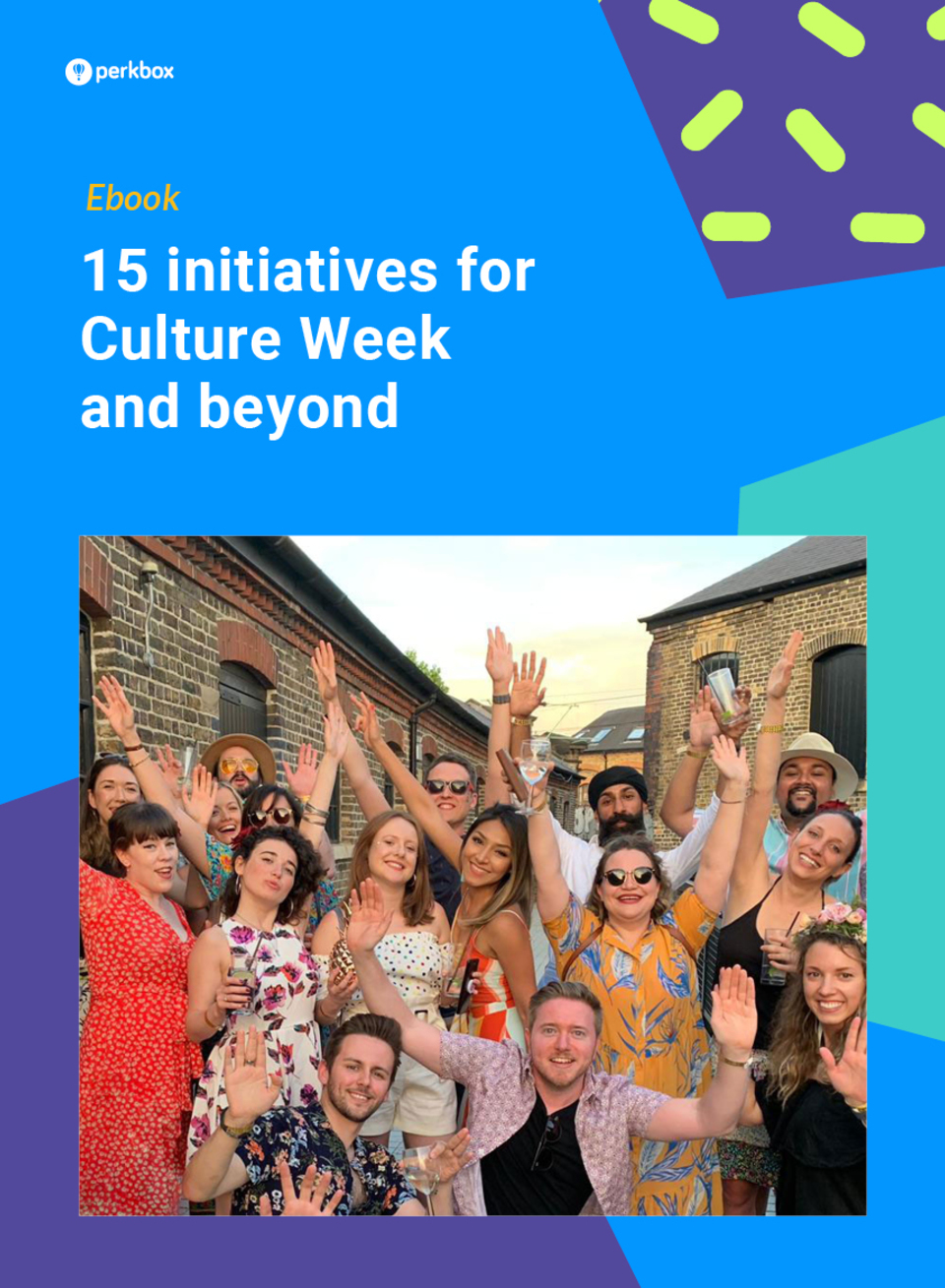 15 initiatives for Culture Week and beyond