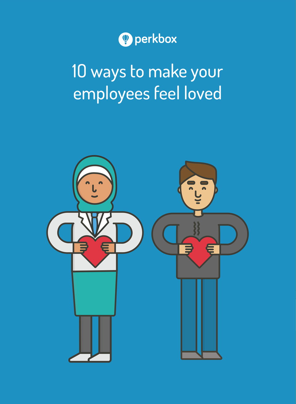 10 ways to make your employees feel loved