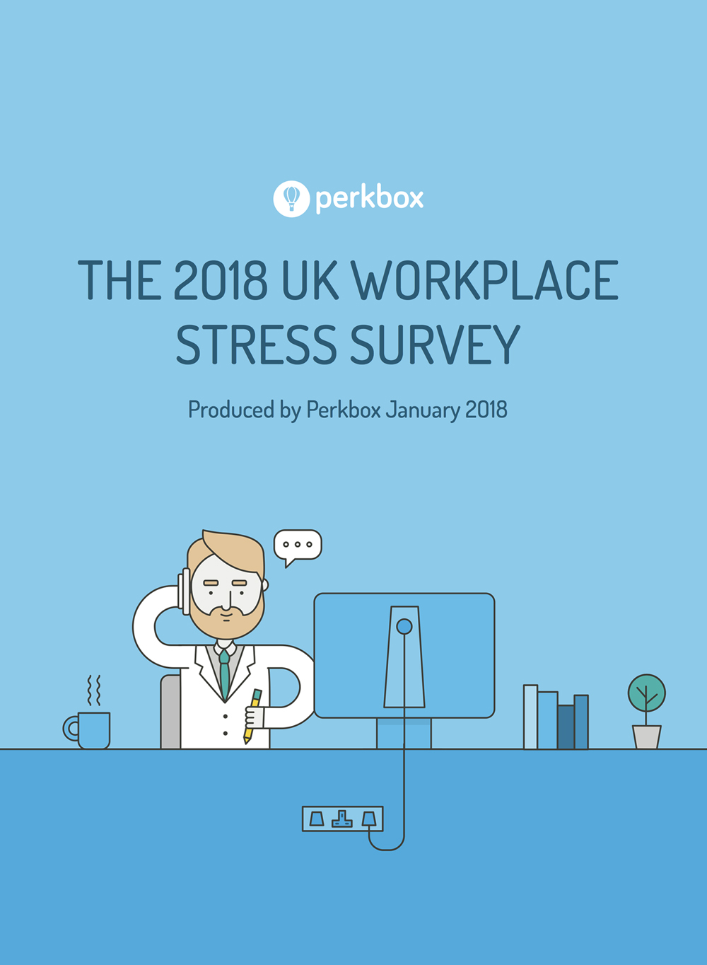 The 2018 UK Workplace Stress Survey