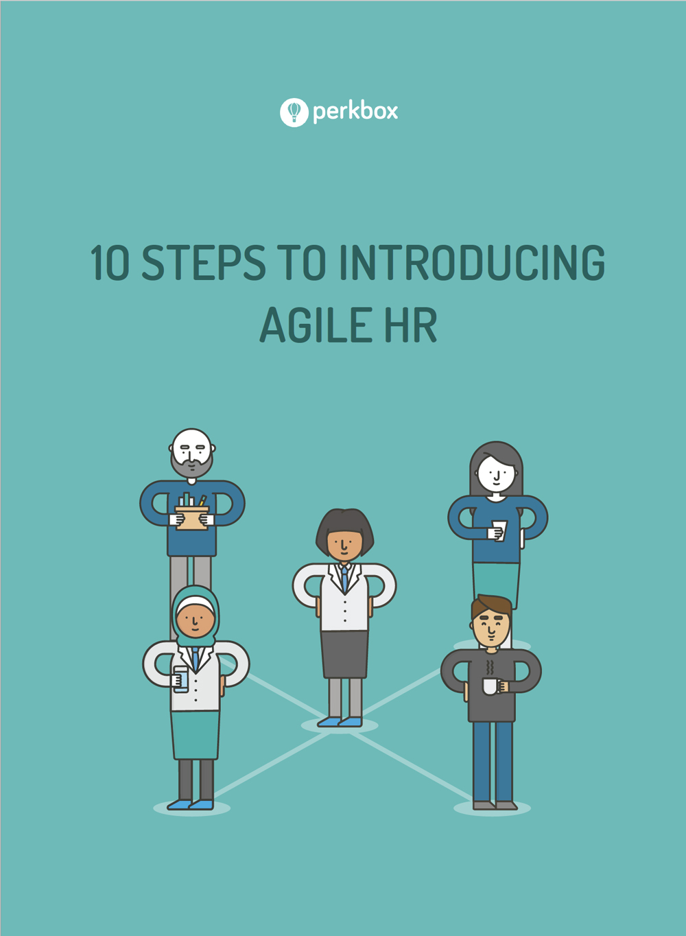 10 Steps To Introducing Agile HR