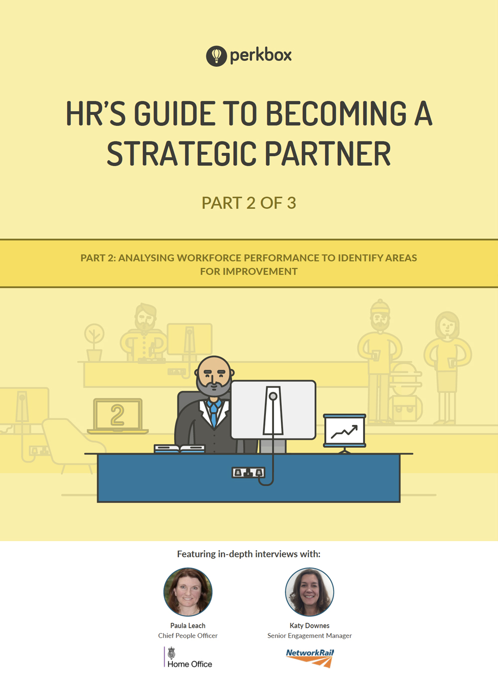 HR's Guide to Becoming a Strategic Partner - Part 2