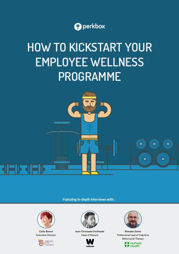 Kickstart your employee wellness programmes
